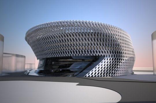 Un tribunal nouvelle génération au coeur de Madrid