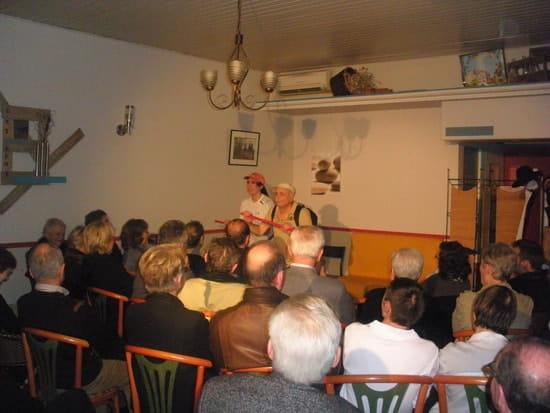 L'Ardoise  - 1 soirée par mois ex : café théâtre -