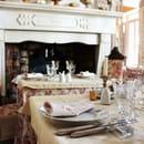 Table Gourmande Le Mogador  - vers la cheminée -   © moi meme