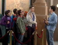 The Big Bang Theory : Soirée entre filles