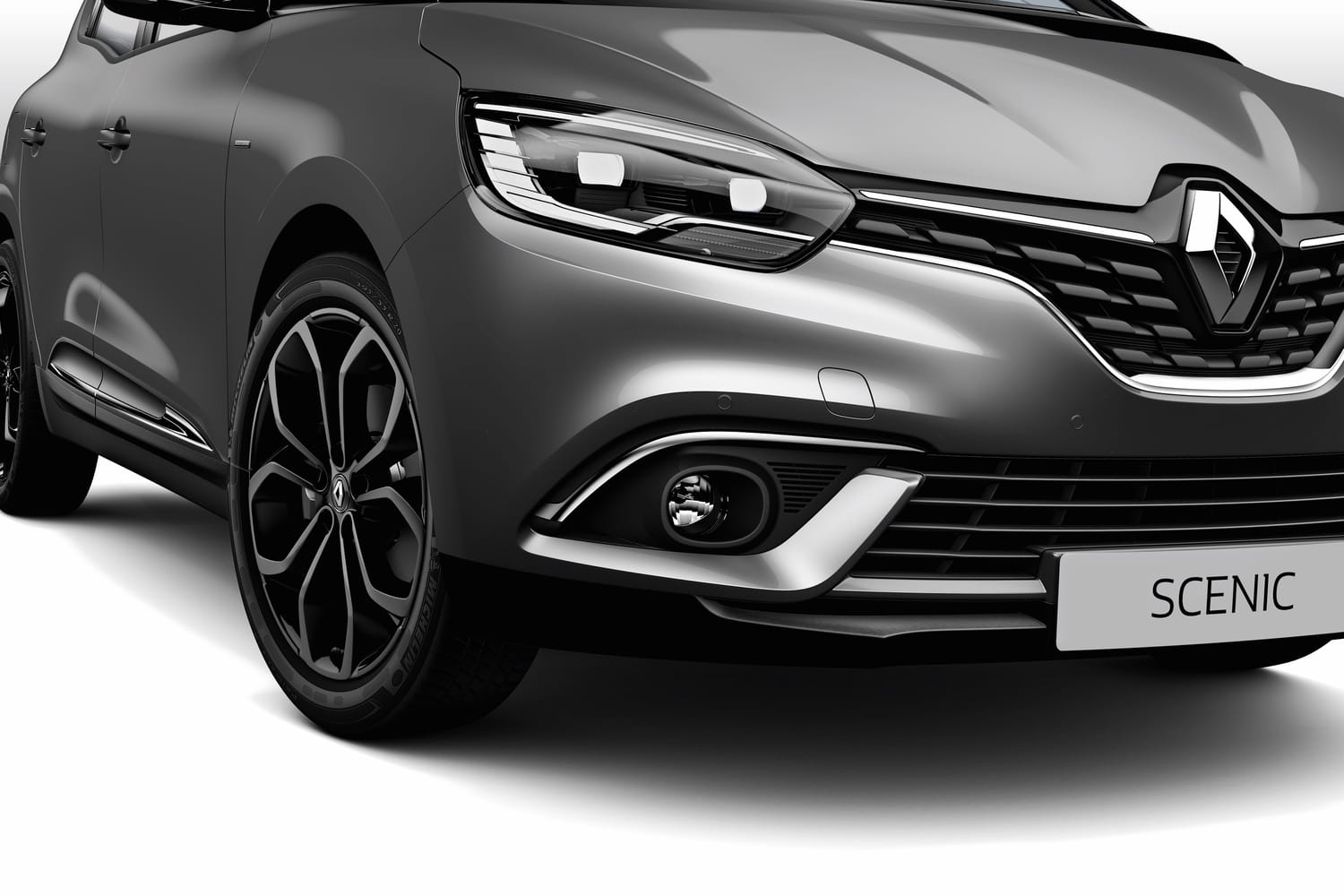 Nouveau Renault Scénic: que propose la série limitée Black Edition? [prix]