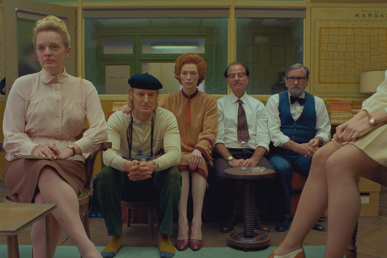 The French Dispatch : date, casting... Tout sur le prochain Wes Anderson