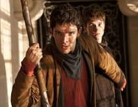 Merlin : Merlin et le jeune druide