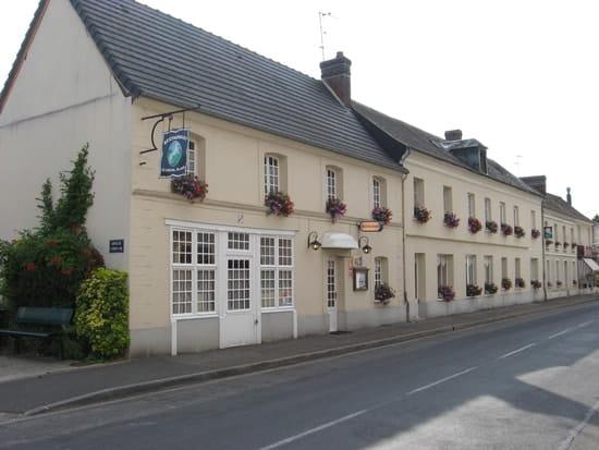 Auberge Le Cheval Blanc  - façade du restaurant - 27, rue de Louviers -