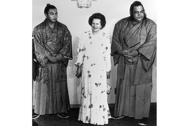 Au pays du sumo