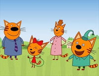 La famille Chat : L'oncle Muffin