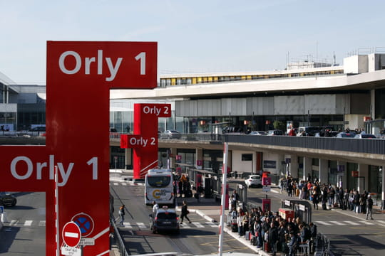 Aéroport d'Orly: adresse, terminal 1-2-3-4, parking, les infos
