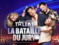 La France a un incroyable talent : la bataille du jury : Episode 4 : la finale
