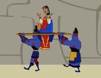 Kuzco, un empereur à l'école : La fiancée de Kuzco