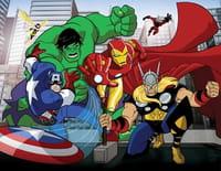 Avengers : L'équipe des super héros : Le grand cataclysme