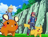 Pokémon : la ligue indigo : La montagne de l'évolution