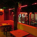 Restaurant : Serge Renucci  - éclairage du soir -   © sr