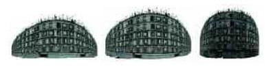 3 - 'pour réaliser le bâtiment central, j'assemble 200 images par projection