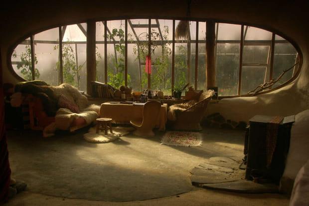 la maison de hobbit 2. Black Bedroom Furniture Sets. Home Design Ideas