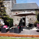 Restaurant : L'Athome  - Terrasse -