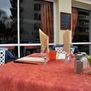 Restaurant Brasserie Crêperie les Arcades  - en été votre terrasse... -   © fredbayle-photographie.com