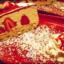 Dessert : Le Paseo - Cocktail club & restaurant (Ex : LE SUD)  - fraisier -   © Le Paseo - Restaurant