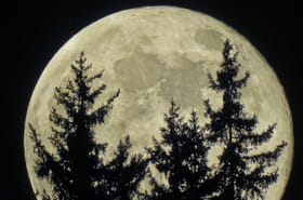 Super Lune 2021: la prochaine aura lieu mardi 27avril