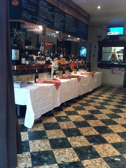 Régis le Caviste  - Le buffet pour les réceptions -