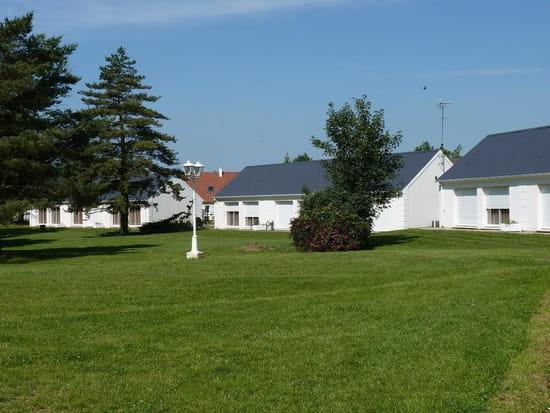 Hostellerie du Châtel  - les chambres donnent sur le parc -