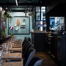 Restaurant : B.L.O  - Tables du restaurant -   © BLO
