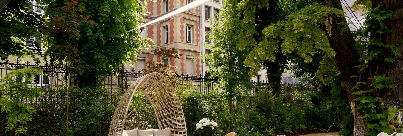 Les plus belles terrasses du printemps 2021à Paris