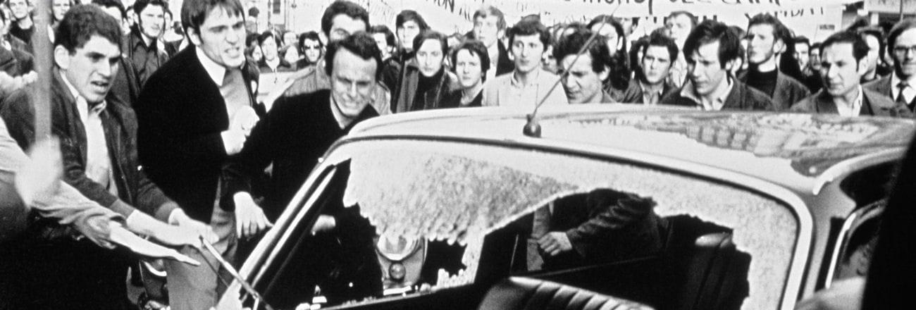 Mai 68, un mois de violence inouïe