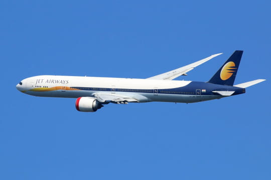 Jet Airways: l'équipage oublie de pressuriser la cabine, plusieurs blessés