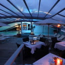 Le Toucan  - Terrasse restaurant Nice -   © Hôtel Goldstar