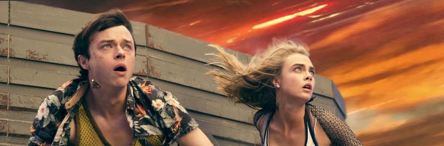 Valérian: très mauvais départ aux Etats-Unis pour le film de Luc Besson