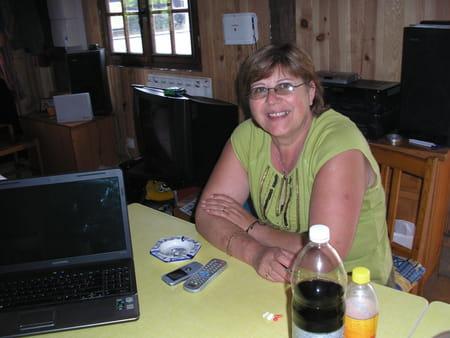 Marie Claude Lachant