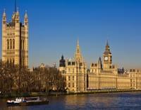 Londres, passé et présent