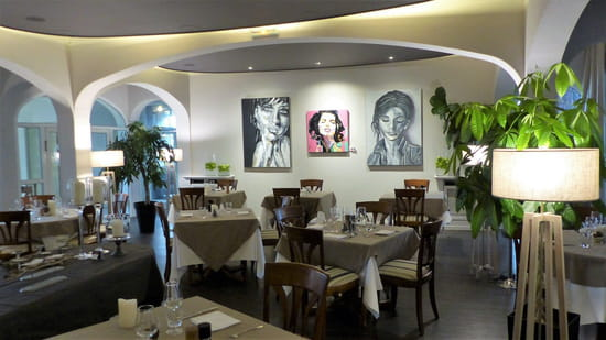Restaurant : Le H - Restaurant  - Le Restaurant -   © LE H