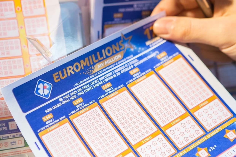 Tirage Euromillions - My Million : Résultat du 6 mars 2018 en vidéo