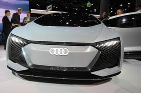 Audi Aicon Concept: le bolide électrique et autonome en images