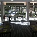 BEST WESTERN Hôtel des Thermes*** - Restaurant Le LAMPARO  - La salle du Lamparo -   © O MARTIN