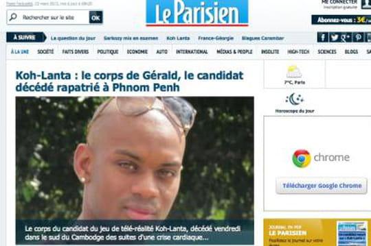 Gérald Babin: santé, famille, personnalité... Quesait-on du candidat de Koh-Lanta décédé?