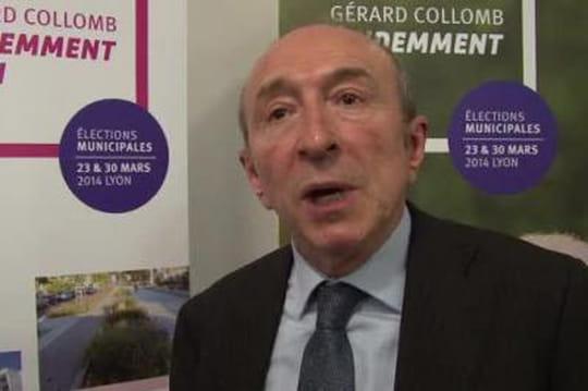 Programme Gérard Collomb: les 5points clés pour les municipales àLyon #mun69000