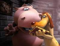Pat & Stan : Un bouton sur le nez