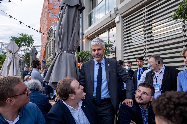 Résultat de Laurent Wauquiezaux régionales: réélu avec 55,17% des voix