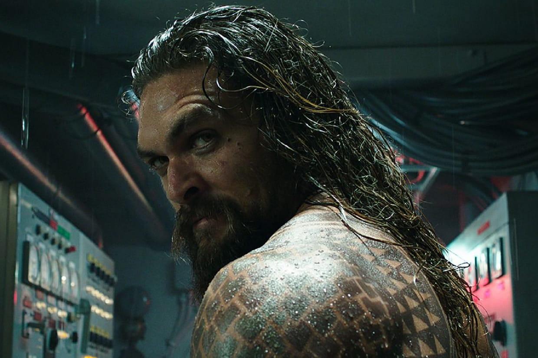 Les dernières affiches du film — Aquaman