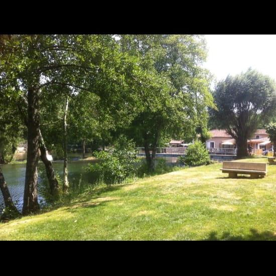 Restaurant : Le Moulin de Rejallant