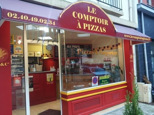 Le Comptoir à Pizzas  - Tortiere -   © lecomptoirapizzas