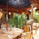 La Cabane  - Salle interieur -