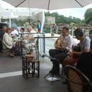 Restaurant : La Marine  - Terrasse -