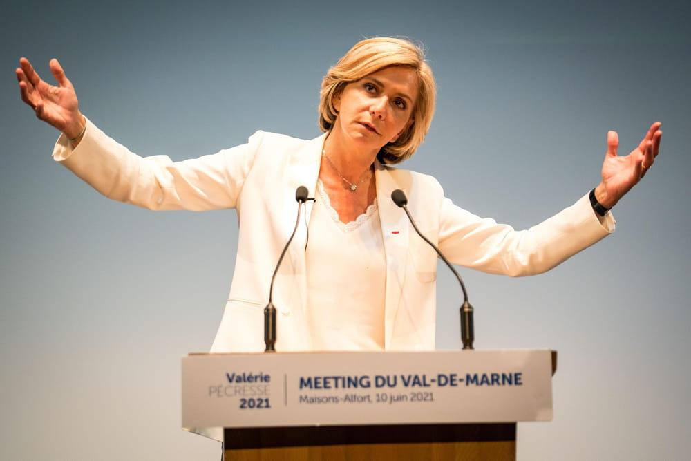 Résultat élection régionale Île-de-France ©