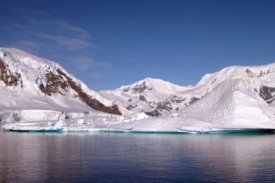 La seconde plus grande île de l' Antarctique