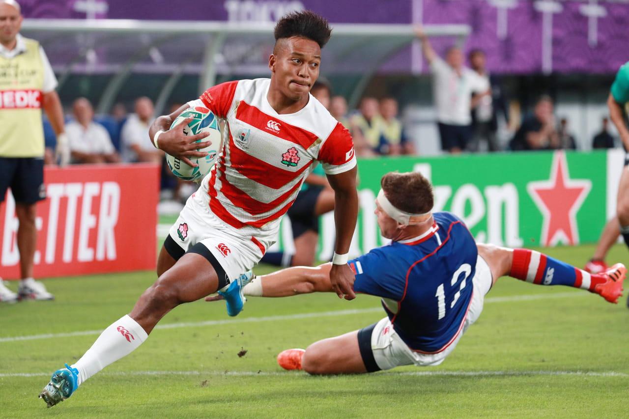 Coupe du monde de rugby 2019: le Japon domine la Russie, calendrier et résultats en direct