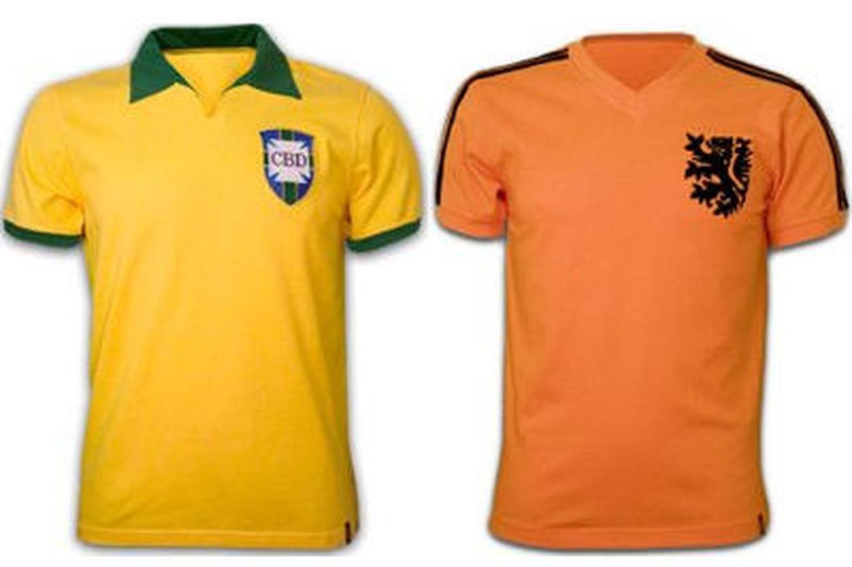 Où acheter un maillot de foot vintage?