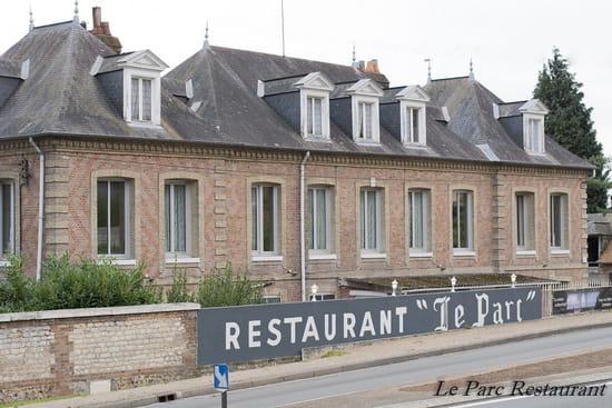 """Restaurant : Le Parc  - Façade du Restaurant """"Le Parc"""" -   © Le Parc Restaurant"""
